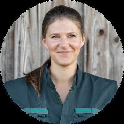 Portrait Dr. Lisa Militowski