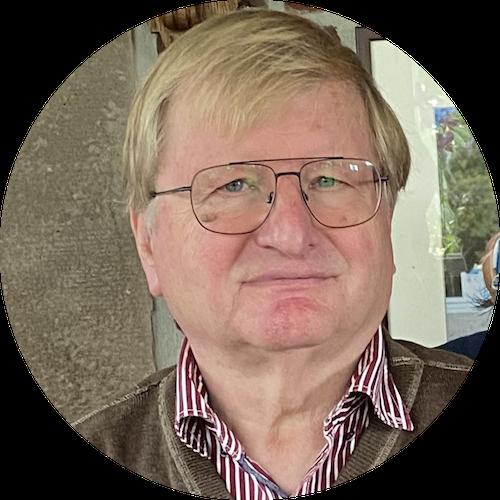 Portrait Dr. Lutz Ahlswede